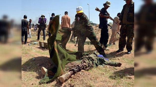 Libia: el drama de las desapariciones cobra fuerza tras la caída de Gaddafi