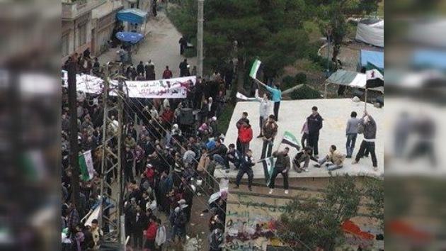 Siria anuncia una amnistía general para los manifestantes presos