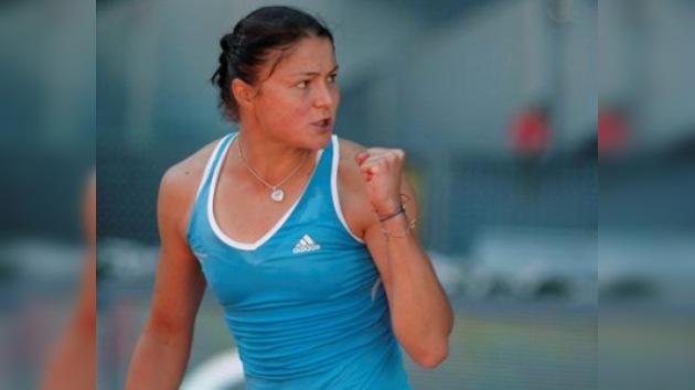 Tenistas rusas avanzan a paso seguro en torneo de Montreal