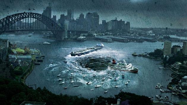 """""""Para 2100 las ciudades estarán sumergidas bajo el agua debido al calentamiento global"""""""