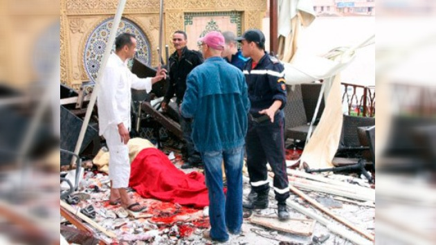 Pena de muerte para el autor del atentado en un café de Marrakech