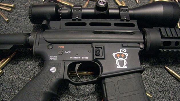 El popular portal Reddit, implicado en la venta de armas sin licencia