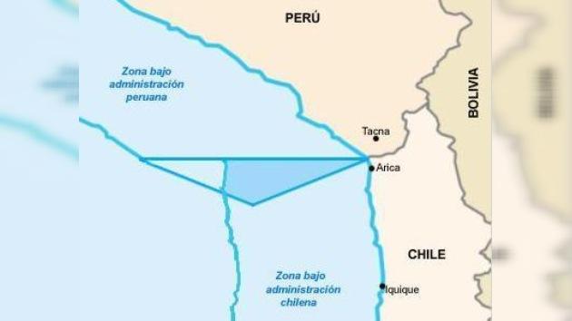 Chile insiste en su versión de la frontera marítima con Perú