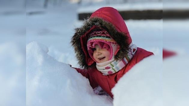 """A Rusia le espera este año un """"verdadero invierno ruso"""""""