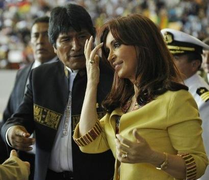 La más elegante y extravagante: la presidenta de Argentina Cristina Fernández de Kirchner