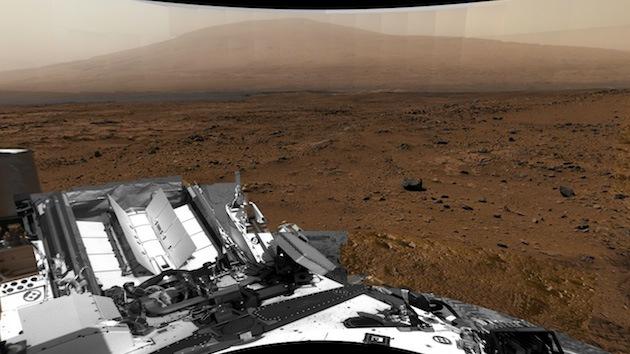 Una foto marciana de mil millones de pixeles
