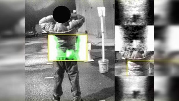 Detector de metales a distancia: la policía echa el lazo invisible a los neoyorquinos