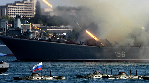 Rusia considerará una agresión contra Crimea un ataque a todo el país