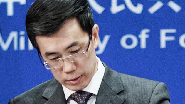 """Pekín tacha de """"inaceptable"""" la insinuación de Clinton sobre el apoyo chino a Assad"""