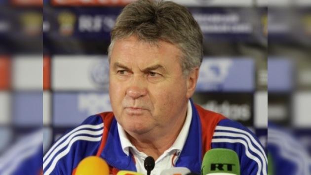 Guus Hiddink es el segundo entrenador de selecciones mejor pagado del mundo