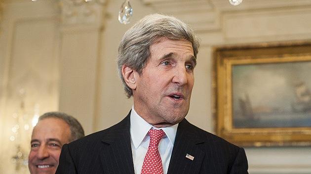 John Kerry: Estados Unidos está perdiendo influencia internacional