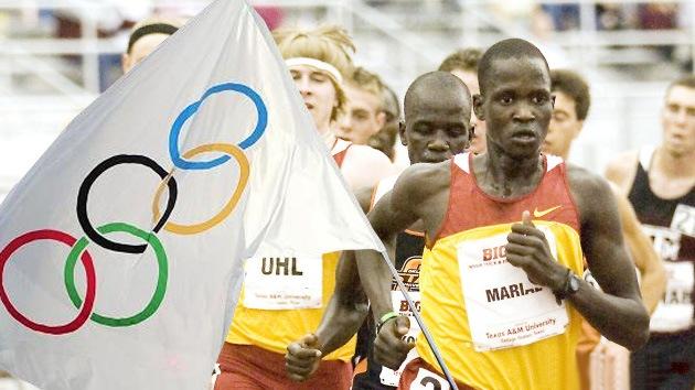 El atleta sin bandera: un velocista de Sudán del Sur correrá bajo el emblema de los JJ.OO