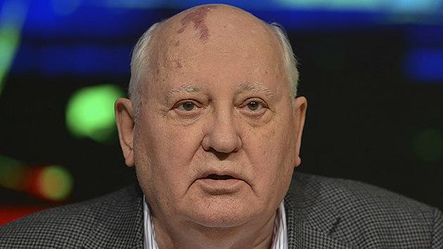 Gorbachov: De Europa depende evitar la nueva Guerra Fría entre Rusia y EE.UU.