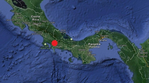 Un sismo de magnitud 4,4 sacude Panamá