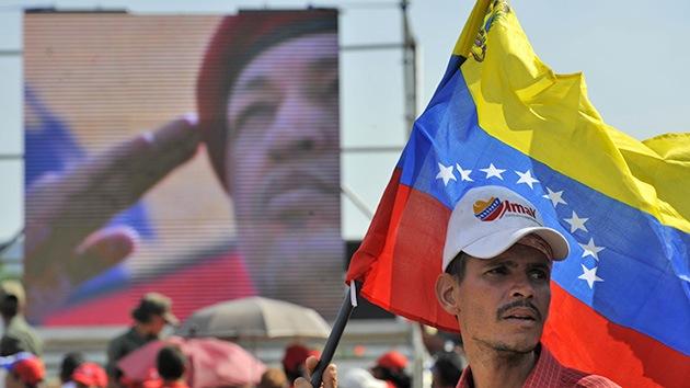 Cobertura especial de RT: Multitudinario adiós a Chávez por las calles de Caracas