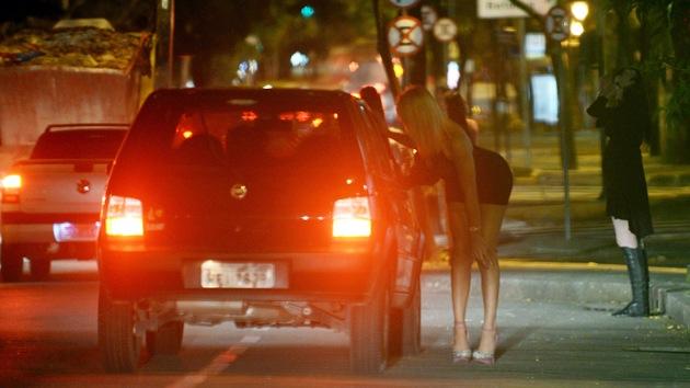 Las prostitutas brasileñas se preparan para sacar partido del Mundial