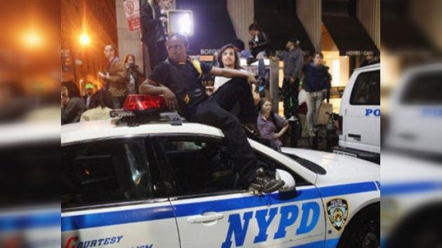 Ocupa Wall Street: la brutalidad policial despierta la disidencia en EE. UU.