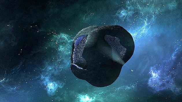 Hallan un nuevo asteroide 'potencialmente peligroso' más grande que el Apofis