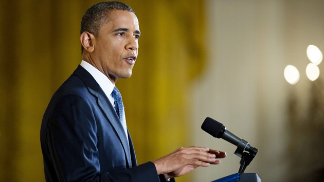 Sale a la luz la directiva secreta de Obama sobre despliegue militar en EE.UU.
