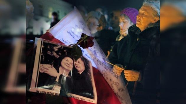 Llegan a Moscú los familiares de los fallecidos