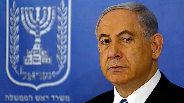 Cae en picado la popularidad de Netanyahu por la operación en Gaza
