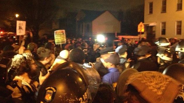 EE.UU.: No cesan las protestas en Brooklyn contra la violencia policial