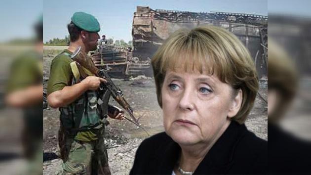 La canciller de Alemania, Angela Merkel será interrogada