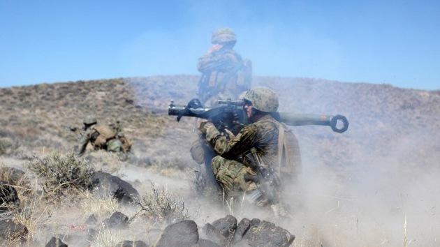 EE.UU. desarmado: prohíben las granadas de mortero