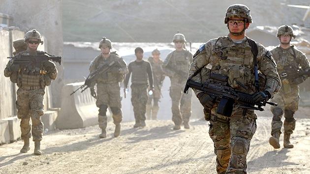 """Soldados de EE.UU.: """"Por favor, voten no al ataque en Siria"""""""