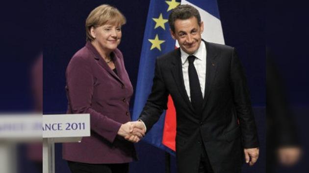 Grecia fija la fecha del referendo ante la presión de Merkel y Sarkozy
