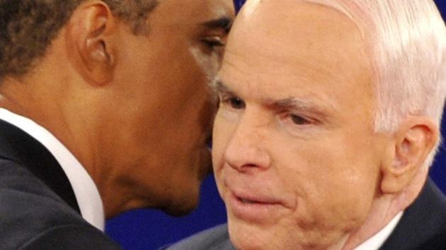 """Experto: """"McCain, vinculado con el surgimiento de la primavera árabe y el Estado Islámico"""""""