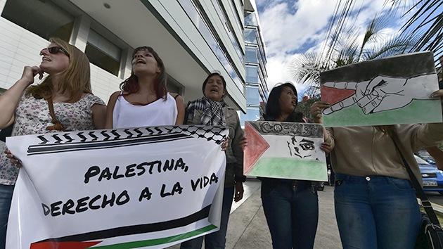 Ecuador ha acumulado 10 toneladas de ayuda humanitaria para Palestina