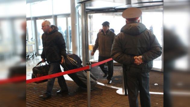Orden de arresto contra el cerebro del atentado en el aeropuerto de Moscú