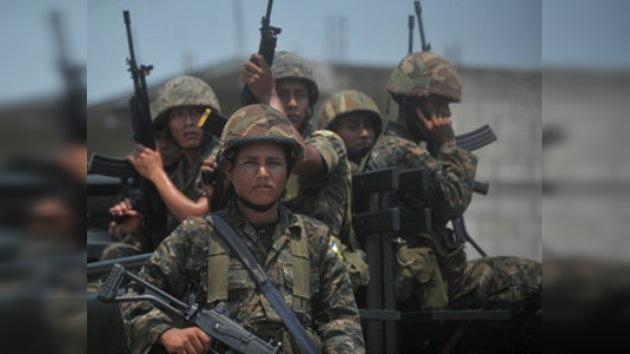 Exmilitares guatemaltecos podrían haber participado en la reciente masacre de campesinos