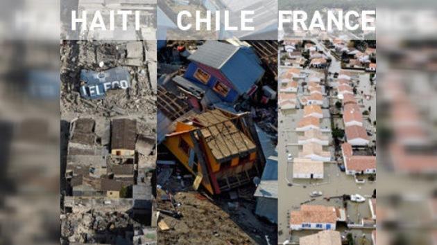 El terremoto de Chile fue el cataclismo más caro del 2010