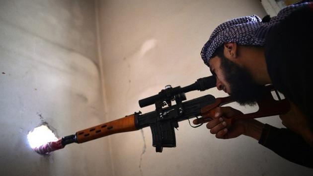 ¿Planean los rebeldes sirios ganar la guerra vendiendo petróleo a Occidente?
