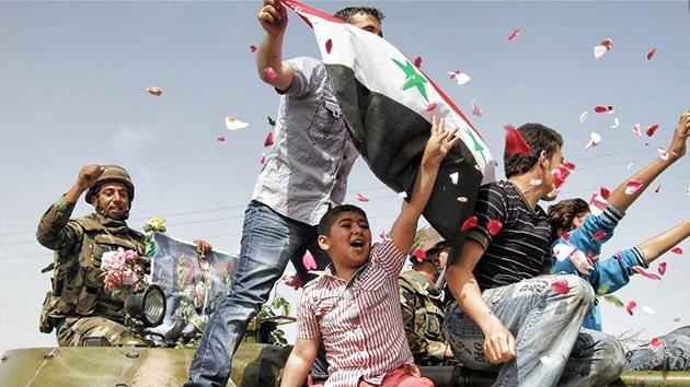 """Cancillería siria: """"Damasco es víctima de las bandas armadas"""""""