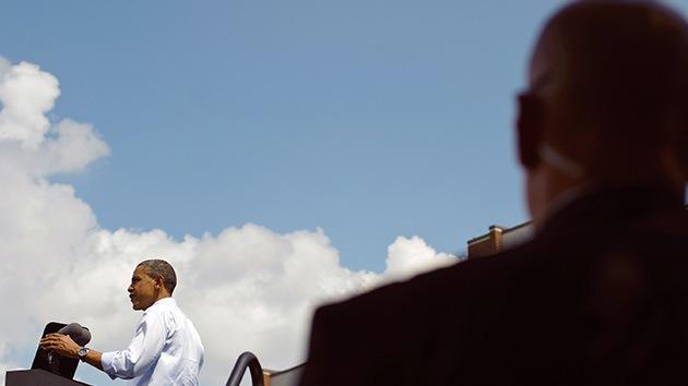 Un agente del equipo de seguridad de Obama aparece borracho en una acera de Miami