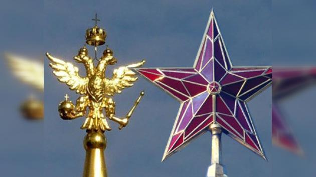 Hace 75 años que se instaló la primera estrella en las torres del Kremlin