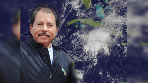 Ortega decreta alerta ante la amenaza de la tormenta Richard