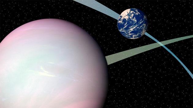 Los planetas 'tambaleantes' podrían albergar vida