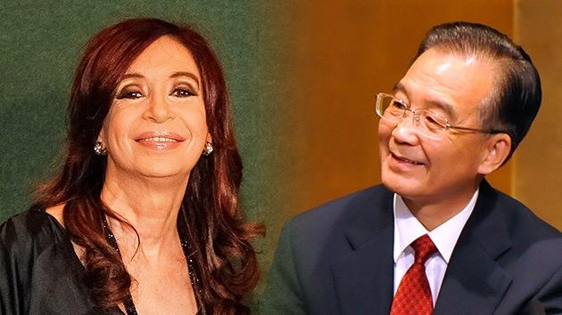 Argentina y China afianzarán sus relaciones comerciales
