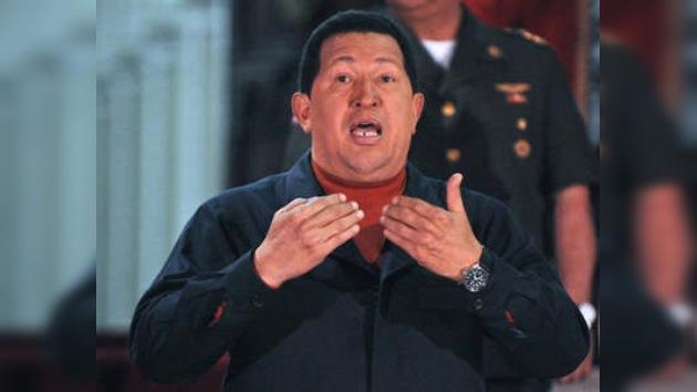 Chávez espera pronta reunión con Juan Manuel Santos