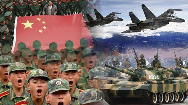 Las seis guerras que librará China en los próximos 50 años