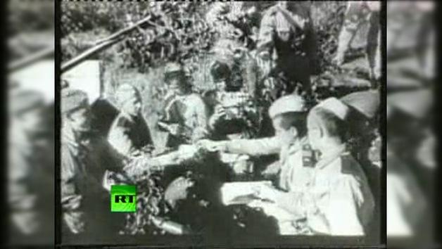 Las canciones líricas de la Gran Guerra Patria