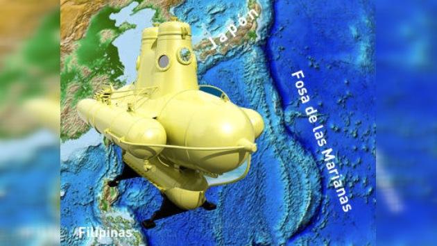 Todo listo para explorar la fosa marina más profunda de la Tierra