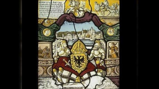 El Hermitage estrena su colección de vitrales suizos
