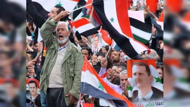 Las autoridades sirias anuncian una 'amnistía' para los insurgentes