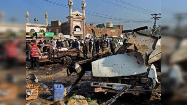 Pakistán: Decenas de muertos y heridos tras el ataque de aviones no tripulados de EE. UU.