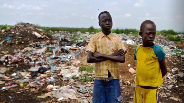Los dos Sudanes se repartieron el petróleo